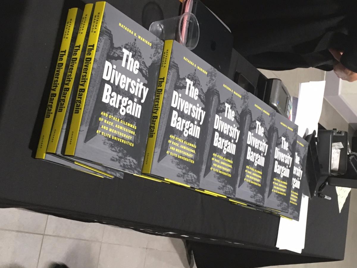 The Diversity Bargain | Natasha Warikoo